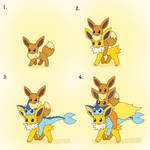 And then there was Eevee
