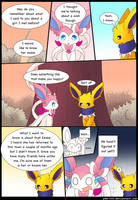 Right beside you -page 1- by PKM-150