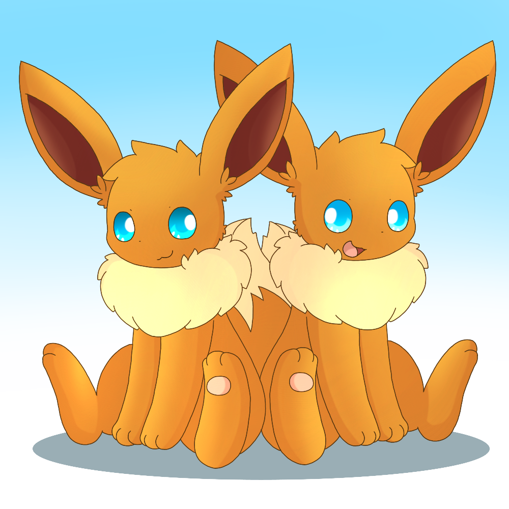 eevee icon by pkm 150 on deviantart