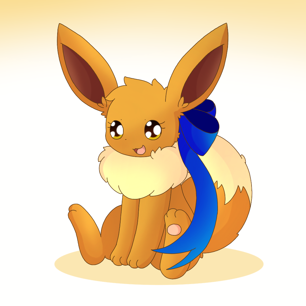 aurora the eevee by pkm 150 on deviantart