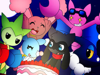 Surprise Party by PKM-150