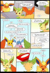 ES: Special Chapter 8.1 -page 1- by PKM-150