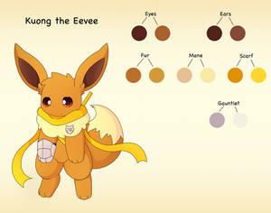 Kuong the Eevee