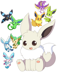 Eeveelution from Cover[A]