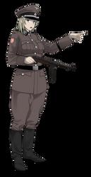 SS Regiment Ney - Ungran Full by Afelowartist