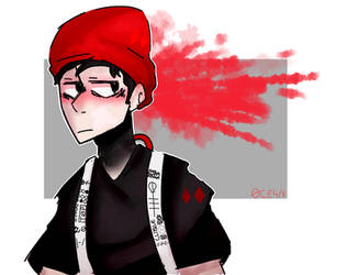 my name's Blurryface and I care what you think by 0CE4N