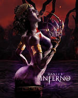 Dante's Inferno - Lust by Taz09