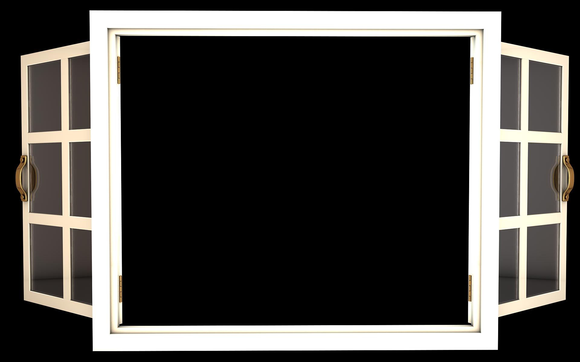 window frame 3 by taz09 - Window Frame