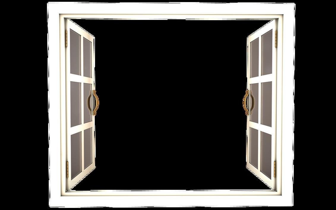window frame 2 by taz09 - Window Photo Frame