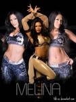 WWE - MELINA