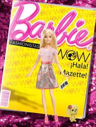 Barbie fashionista app image