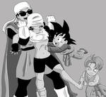 Another DBZ Tickle
