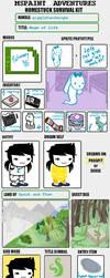 Homestuck Survival Guide: Celeste by kitain