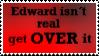Edward Stamp by SavannaH09