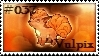 Vulpix Stamp by SavannaH09