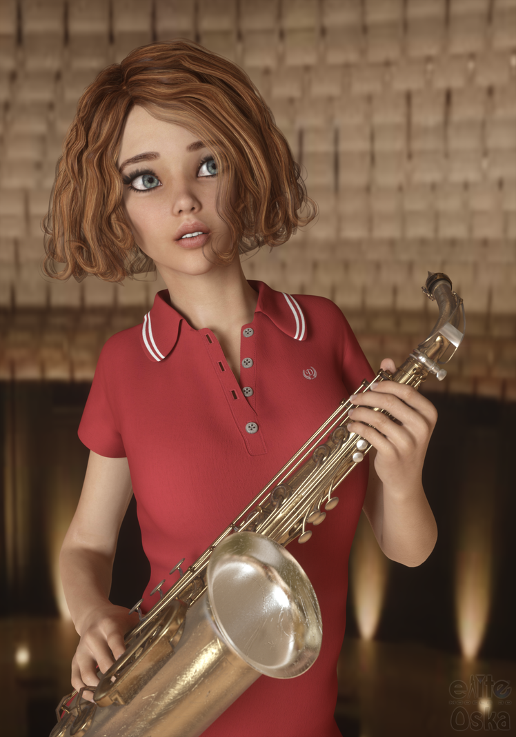 Sax Appeal By Unholyoska On Deviantart-9338