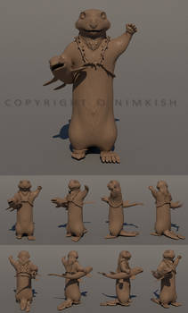Scutt and Loot [Printing Model]