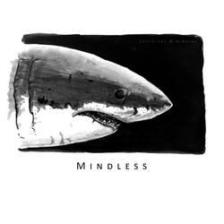 Inktober Day 2. Mindless