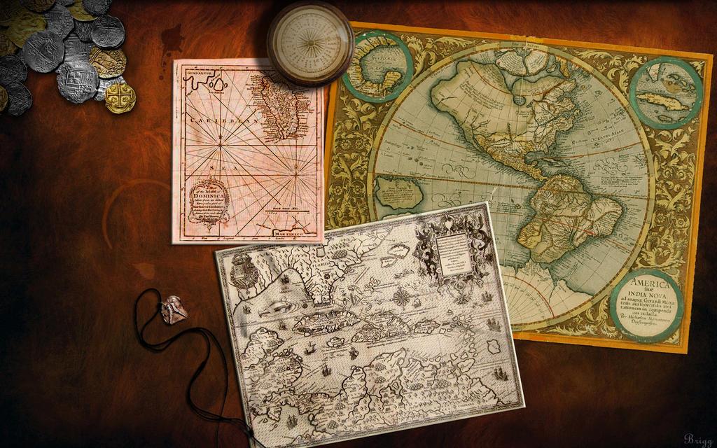 wallpaper desk pirates - photo #12