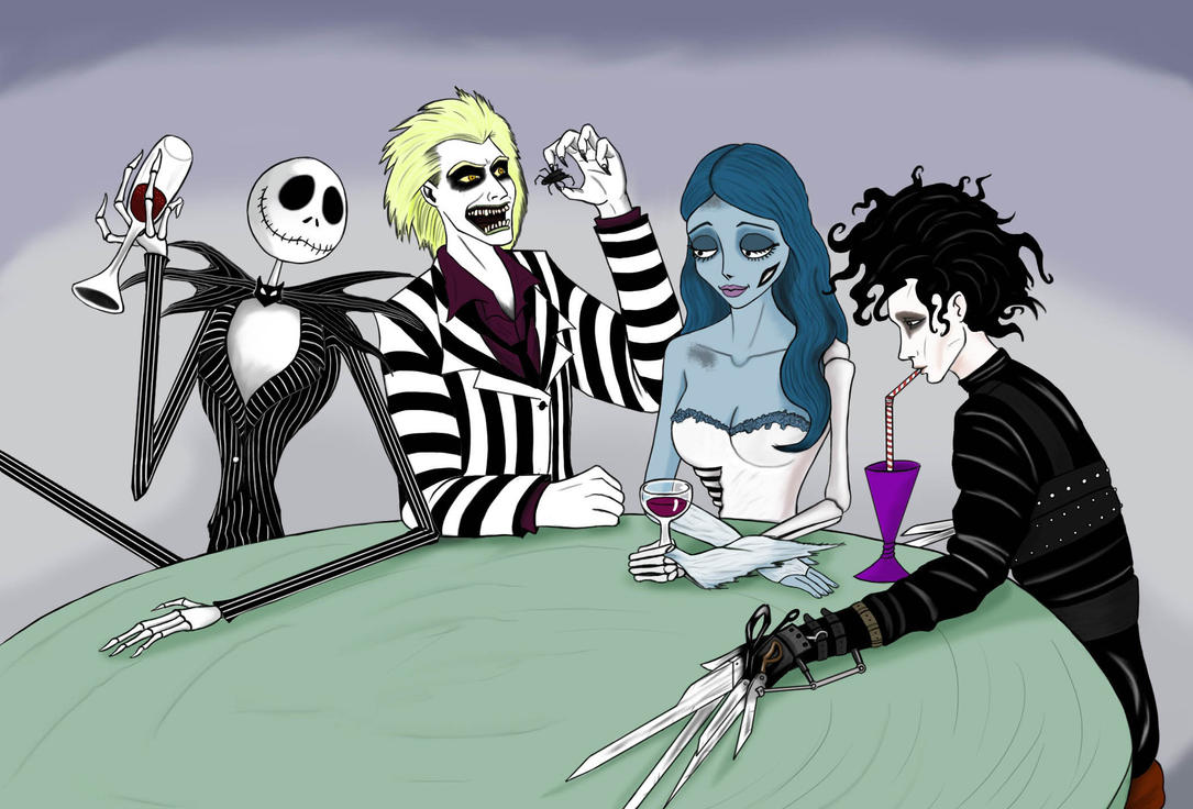 An introduction to the life and work by tim burton