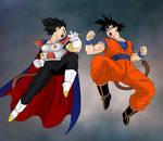 Goku vs Vegeta - Final Conflict
