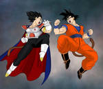 Goku vs Vegeta - Final Conflict