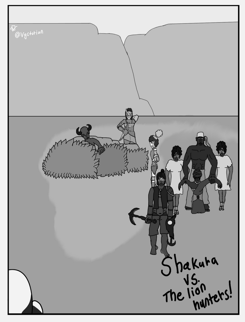 Shakura's Sunset -Page 9- by Vyctorian