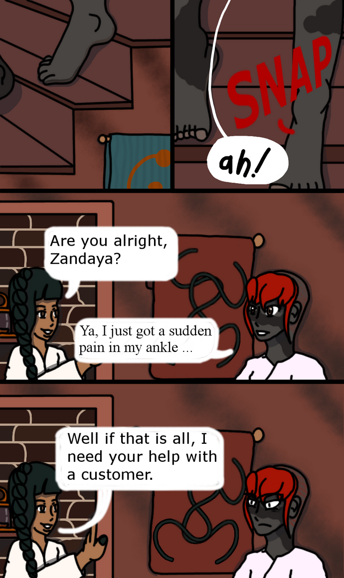 Shakura's Sunset -Chapter 2, Page 10- by Vyctorian