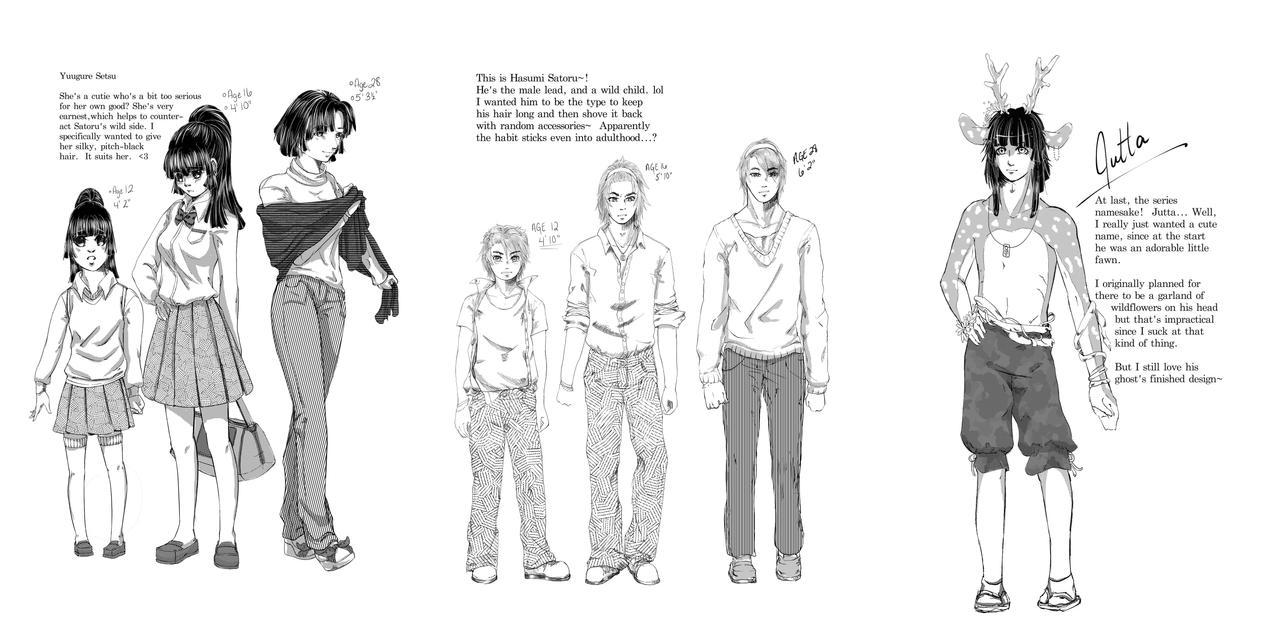MU Challenge 4- Jutta References by YKajitaka