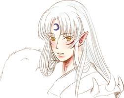[IY] A Legit Sesshoumaru Attempt by UntappedChaos