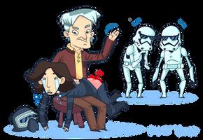 Kylo Ren Vs Han Solo