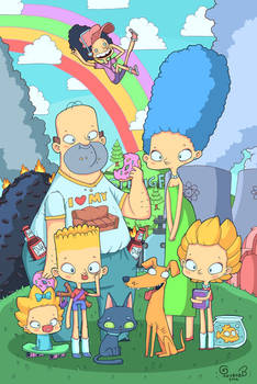 The Simpsons!!!