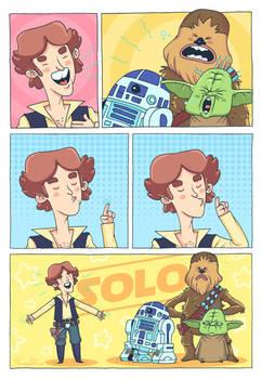 Han - Solo!