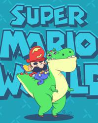 Super Mario World!