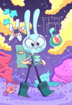 Adventure time: distant lands!