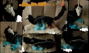 - Pali - kirin ooak art doll FOR SALE by hikigane