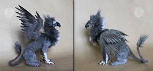 Griffin art doll
