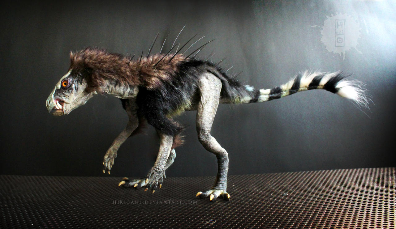 Andy Latex Deviantart the monster dinosaur - life sized pegomastax entry 2 — stan