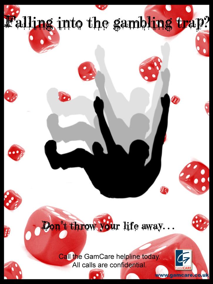 Gambling Ad - V. 2 by mushroomrambler