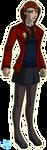 Jackal School Uniform by Neo-Jackal