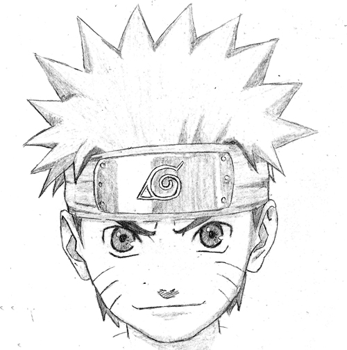 Naruto Drawings: HOW TO DRAW NARUTO By HowToDrawItAll On DeviantArt