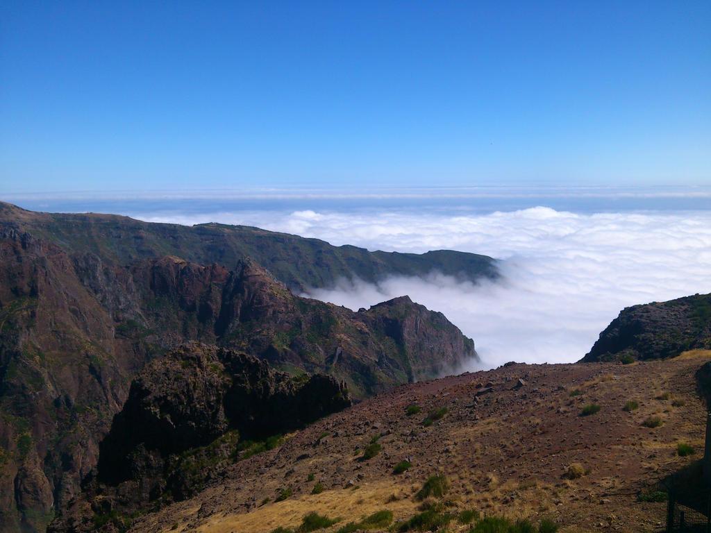 Madeira mountains by FyrirRaan