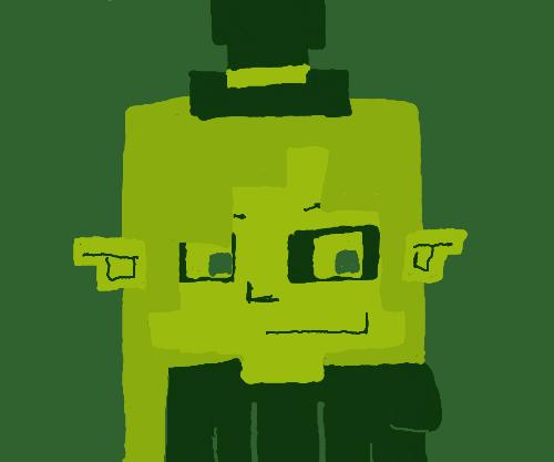 Blocky gameboy Fyrir by FyrirRaan