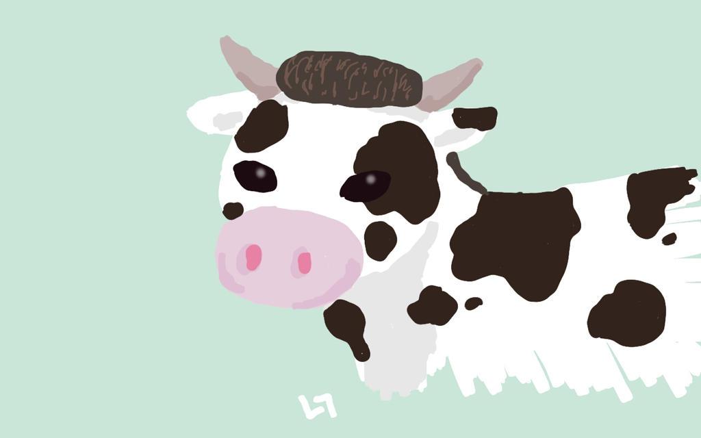 Cow by FyrirRaan