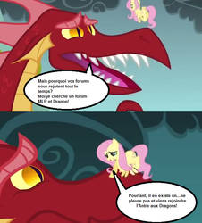 L'antre aux Dragons: L'Oublie des forums MLP