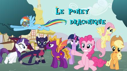 Le Poney Draconique First Banner