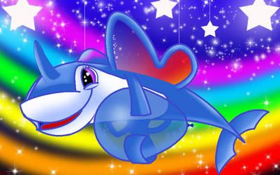 Dolphin fairy (Flotsam)