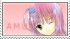 Amu Stamp by Mint-chi