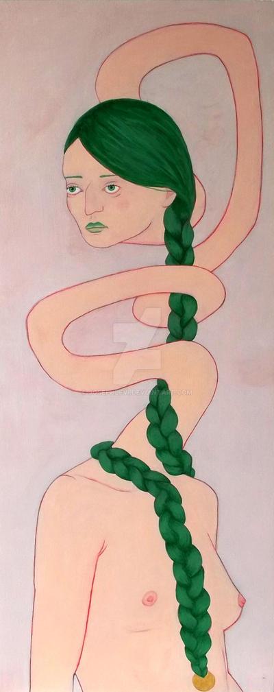 Rokurokubi [Pink] by JosephLevi