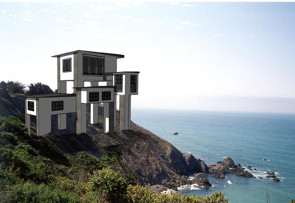 Cliffside House By WaZ88 On DeviantArt